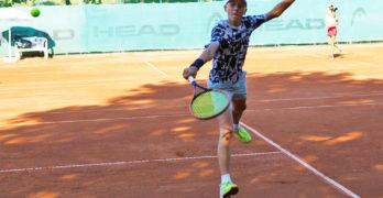 Георги Георгиев спечели и сингъла на турнира от Тенис Европа в Свиленград