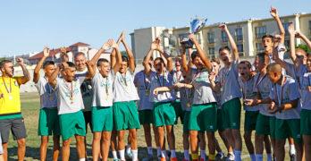 Връчиха шампионска купа и златни медали на децата от набор 2005 г. на ДЮШ – Свиленград-1921 /снимки/