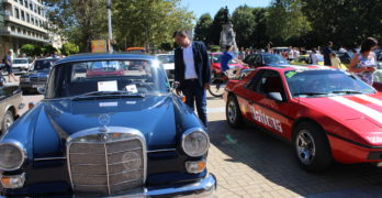 Над 70 ретро автомобили участваха в традиционния Ретро парад в Хасково