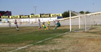 Поредна победа на ФК Свиленград-1921, този път над ФК Любимец -2000 с 1:0