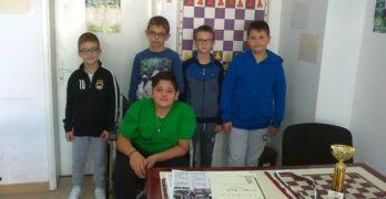 Два турнира по шахмат се проведоха по повод празника на Свиленград