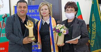 """""""Подай ръка на доброто-2020"""" е за читалището, което наричаме """"храм, запазил цялата красота, достойнство и добрини на хората от Свиленград"""""""