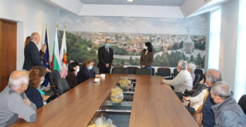 Висши военни от резерва проведоха годишната си среща в Хасково