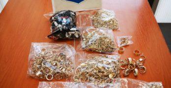 Златни накити за 160 000 лева разкриха на Капитана, Свиленградско