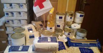 От понеделник започва раздаването на храни от Българския червен кръст на нуждаещи се лица в Любимец