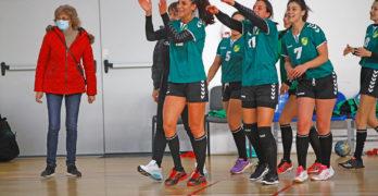 """ХК Свиленград измести """"болярките"""" от първото място в женското първенство по хандбал"""