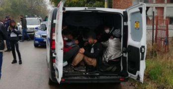 Арестуваха двама, а РП – Свиленград ги обвини за трафик на бежанци