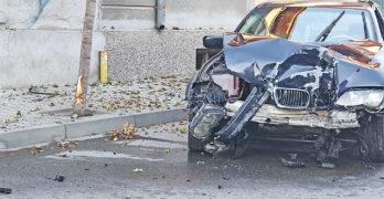 Пак тежка катастрофа в центъра на Свиленград, няма пострадали