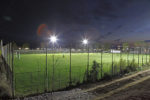 ФК Свиленград 1921 е с осветление на помощното си игрище, осигурява пълен тренировъчен цикъл на децата от школата