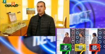 """Д-р Стефан Димитров се появи по националната телевизия при Орлин Горанов в """"Последният печели"""""""