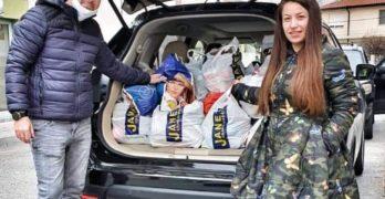 """Благотворителната акция в Свиленград """"Подари Коледна вечеря на пенсионер в нужда"""" завърши успешно"""