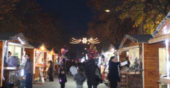 Коледната елха в Свиленград ще светне на 4 декември