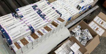 """Медикаменти за една аптека откриха митничари на МП """"Капитан Андреево"""", край Свиленград"""