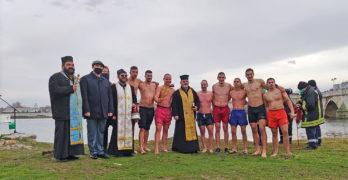 В Свиленград Дамян Костадинов е спасителят на светото разпятие за 6 път /видео+снимки/