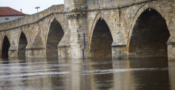 Повишаване на водното ниво в река Марица при Свиленград, но е далече от критичното