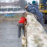 Извадиха уникалните фонтани от Марица край Свиленград /видео, снимки/