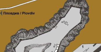 Един от най-големите и стари градове в Северна Тракия е бил на десния бряг на Марица