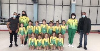 Силно представяне на свиленградските гимнастички на Държавното лично отборно първенство в Пловдив