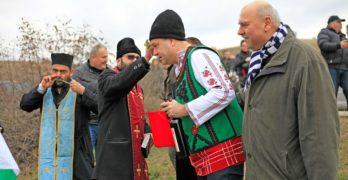 Словашката национална телевизия показа филм за Трифон Зарезан в село Димитровче, Свиленградско