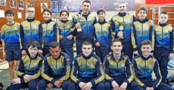 СК Тангра – Свиленград е трети в отборното класиране на ринг за 2020 година