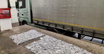 Прокуратурата обвини сърбин за контрабанда на паста за наргиле на стойност 56 375 лева