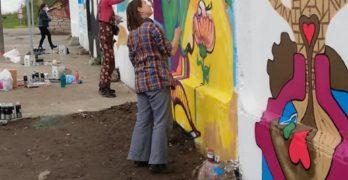 Ясни са победителите в конкурса за графити в Свиленград