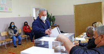 Сравнително висока избирателна активност в Свиленград,  16.11 процента от имащите право на глас са го упражнили