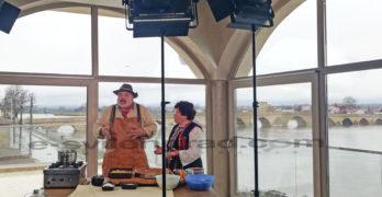 """Свиленград е включен в проекта """"Вкусната България – скритите кулинарни съкровища"""", представени от Ути Бъчваров"""