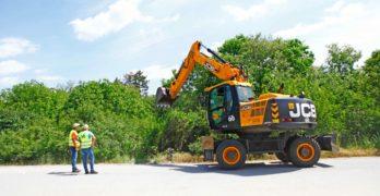 Днес започна ремонтът на свлачището на Якъка, край Свиленград