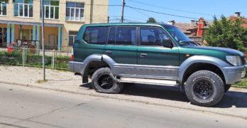 В Свиленград: Пак среднощен пътен инцидент, този път на Велето