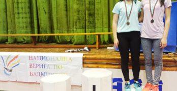 Втори златен медал за свиленградчанката Стефани Данаилова