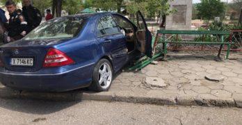 18-годишно момиче е било зад волана при тежкия инцидент в Сладун, Свиленградско