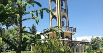 """Камбанарията на Ямача в Хасково ще засияе в синьо в подкрепа на кампанията """"Дари дъх"""""""