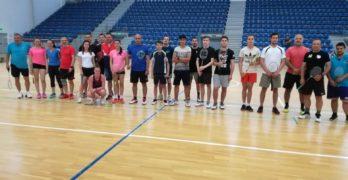 Областен турнир по бадминтон се проведе в Свиленград