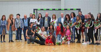 Свиленград посрещна своите шампионки по хандбал /снимки и видео/