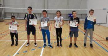 Алекс Янакиев и Маги Анастасова спечелиха турнир по бадминтон в Свиленград