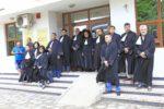 Свиленградските адвокати се събраха на мълчалив протест пред сградата на съда