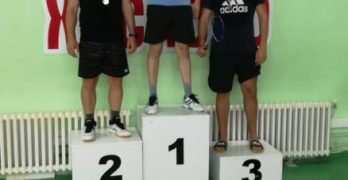 Осем медала за свиленградския бадминтон от третия кръг на националната верига