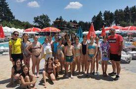 Десетгодишните хандбалистки на Свиленград играха на турнир в Минерални бани