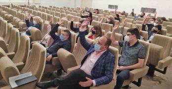 ОбС-Свиленград единодушно отхвърли преструктурирането на Районен съд -Свиленград в териториално подразделение на харманлийския /видео/