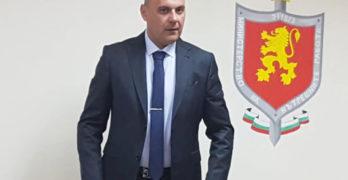 Старши комисар Венцислав Кирчев е новият директор на ОДМВР в Хасково
