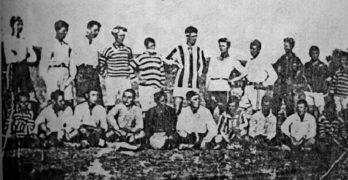 Първите свиленградски футболисти играели с голяма  топка от плат, напълнена с косми от вчесването на магарета и крави