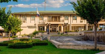 В Свиленград да се открие филиал на Университета по библиотекознание и информационни технологии обсъждат ръководствата на общината и висшето учебно заведение