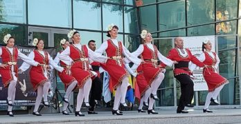 Изключително силно представяне на свиленградските читалищни формации  на World Folk