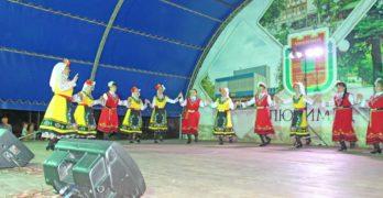 Танцьори от региона представиха красотата на българския танц в Любимец