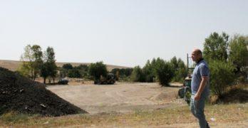Площадка за строителни отпадъци откри кметът на Свиленград арх. Анастас Карчев