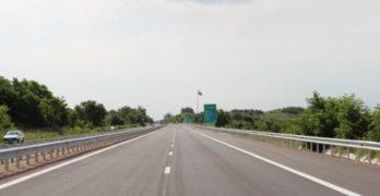 """Свърши ремонтът на АМ """"Марица"""" край Свиленград, движението е нормализирано"""