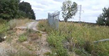 """МВР ни показва какво представлява в момента т.н. """"инженерно съоръжение от възпрепятстващ тип"""" по българо-турската граница /видео/"""